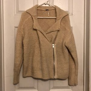 FREE PEOPLE cozy oversized jacket